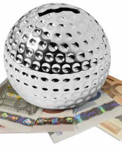 Dárek pro golfistu - kasička golfový míček