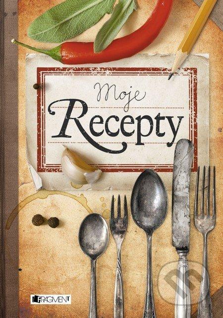 Svatební dar - zápisník na recepty