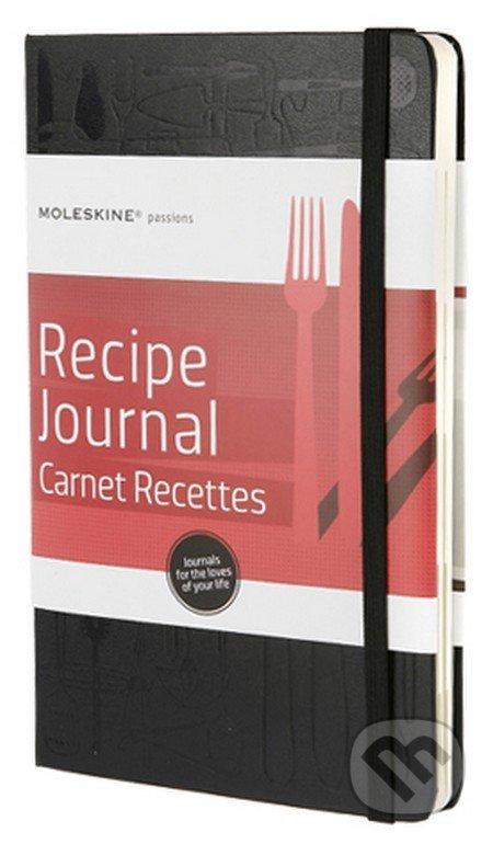 Zápisník na recepty - svatební dar