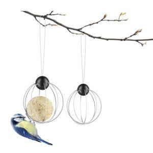 Designové ptačí krmítko