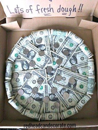 jak originálně darovat peníze