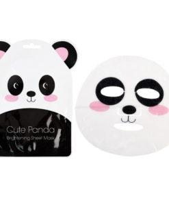 Pleťová maska Rex London Cute Panda Moisturising