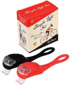 Sada 2 bezpečnostních světel na kolo Rex London Le Bicycle
