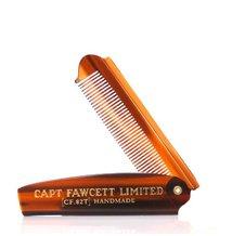 Skládací hřeben na vousy Captain Fawcett