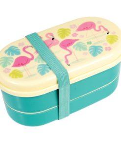 Obědový box Rex London Flamingo Bay