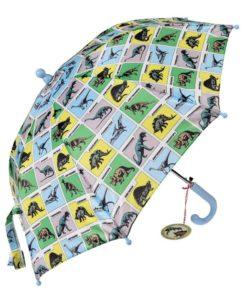 Dětský holový deštník Rex London Prehistoric Land, ⌀62cm