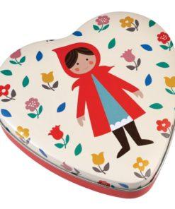 Krabička na drobnosti s motivem Červené Karkulky Rex London Red Riding Hood