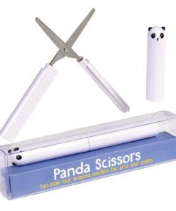 Skládací nůžky ve tvaru pandy Rex London Panda