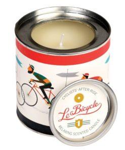 Svíčka s vůní čisté bavlny Rex London Le Bicycle, délkahoření40hodin