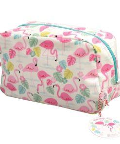 Kosmetická taška Rex London Flamingo Bay, 29x16,5cm