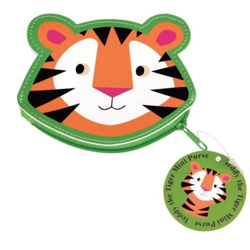 Taštička na drobné Rex London Teddy the Tiger