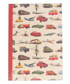 Zápisník Rex London Vintage Transport, A5