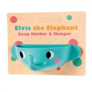 Miska na mýdlo s přísavkami Rex London Elvis the Elephant