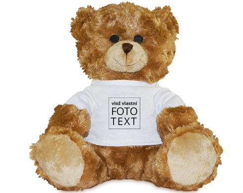 medvídek plyšák s vlastním textem