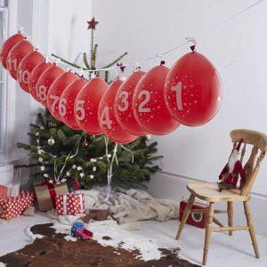 článek DIY tipy na výrobu adventního kalendáře