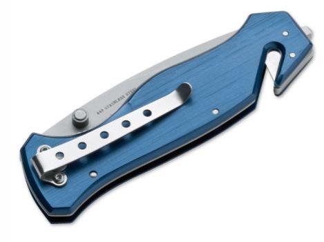 kvalitní skládací nůž s gravírováním