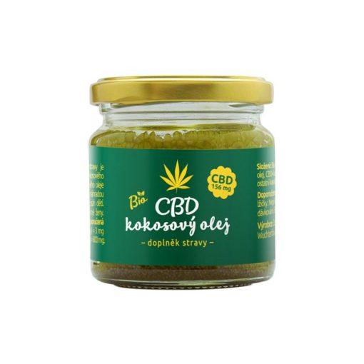 CBD kokosový olej, 30ml