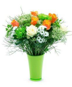 Ohnivá kytice