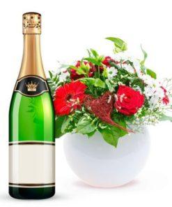 Květinový dárek pro nejkrásnější ženu