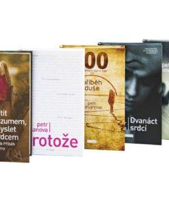 Sada knih Petra Casanovy