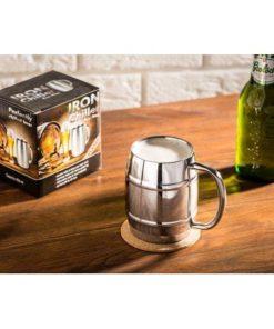 Chladící pohár na pivo
