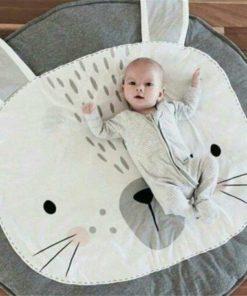 Dětská podložka - Zajíček