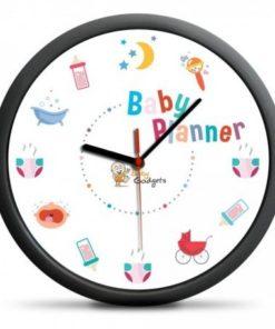 Dárek k babyshower Dětské plánovací hodiny