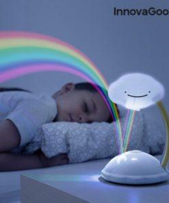 Dětský projektor obláček - INNOVAGOODS