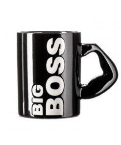 Vtipný hrnek Big Boss