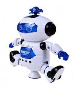 Interaktivní tančící robot