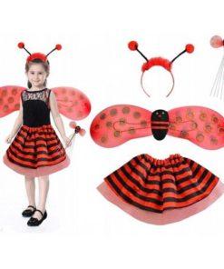 Kostým pro děti beruška