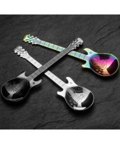 Kytarové čajové lžíce