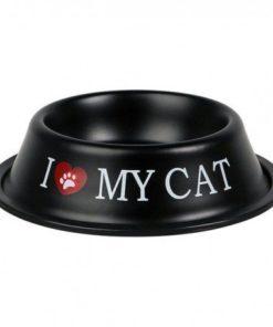 Miska pro kočky - I love my cat