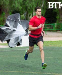 Odporový padák na běhání BTK