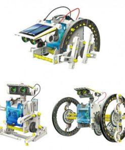 Solární hračka 13v1