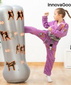 Stojací nafukovací boxovací pytel pro děti InnovaGoods