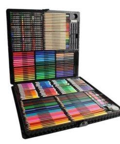 Výtvarný kufřík 258 kusů