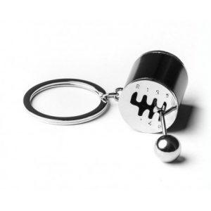 klíčenka řídicí páka