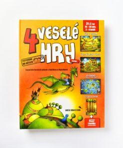 4 veselé hry