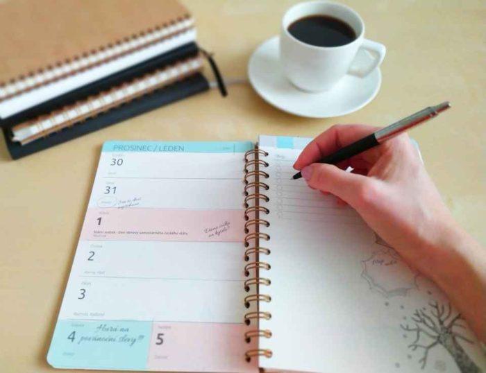 článek srovnání nejlepších motivačních diářů