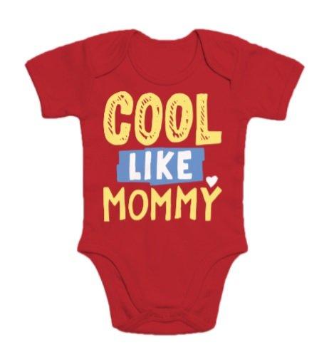 oblečení pro miminko s vtipným nápisem
