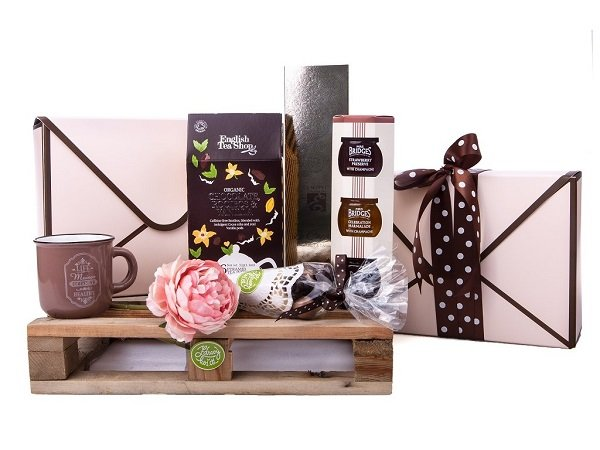 Luxusní dárková sada pro ženy k Valentýnu