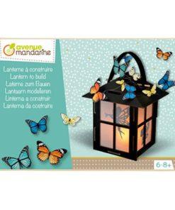 kreativní sada pro detiLucerna s motýlky