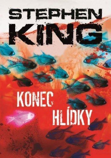 Stephen King - konec hlídky - kniha pro muže na Valentýna
