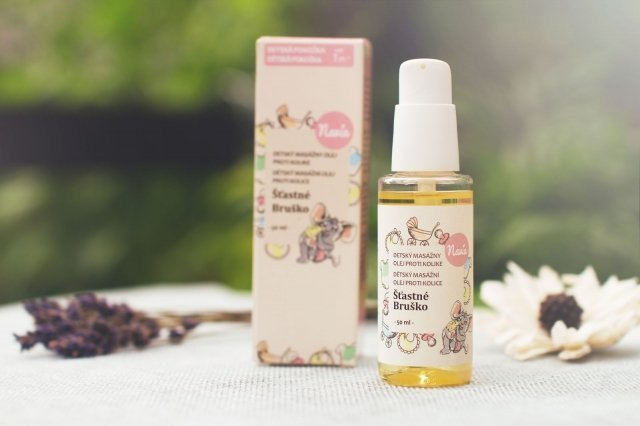 dárek doporodnice kosmetika přírodní