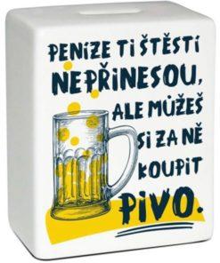 Pokladnička - Kup si za peníze pivo