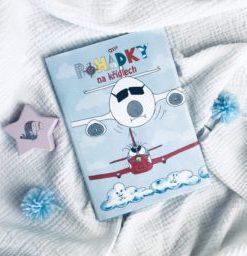 Knížka pro děti - Pohádky na křídlech