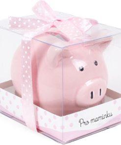 Pokladnička prasátko - Pro maminku