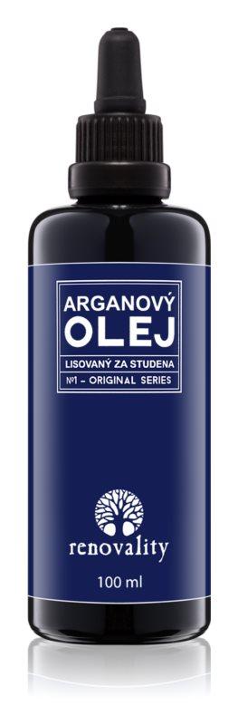 Dárek k valentýnu pro ženu - arganový olej