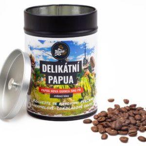 Dárková dóza s kávou